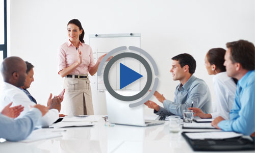 PMP-Training Video Button